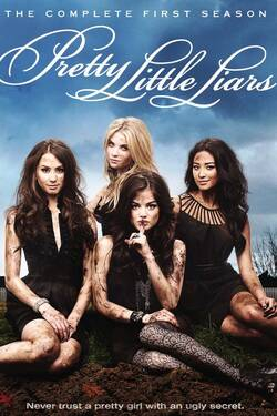 locandina 1x07 - I postumi del ballo - Pretty Little Liars