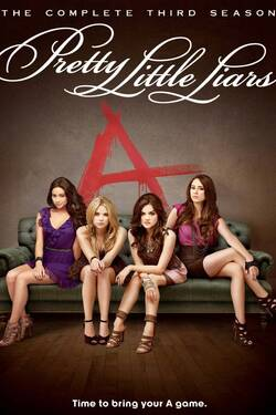 locandina 3x07 - Pazza - Pretty Little Liars