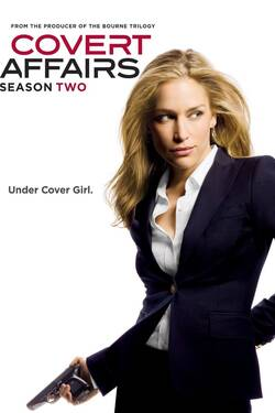 Covert Affairs (stagione 2)