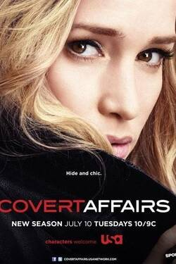 Locandina Covert Affairs