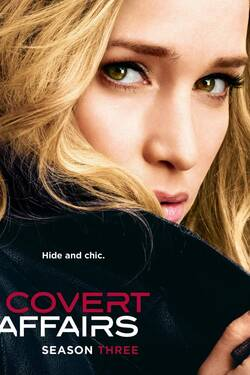 Covert Affairs (stagione 3)