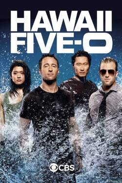 Locandina Hawaii Five-0