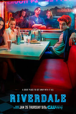 1x02 - Chapter Two: A Touch of Evi - Riverdale