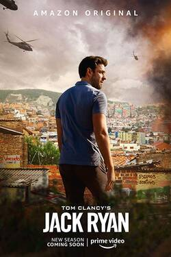 locandina 2x01 - Cargo - Tom Clancy's Jack Ryan