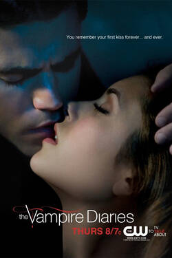 Locandina The Vampire Diaries