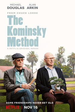Locandina The Kominsky Method