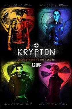 1x06 - Guerre civili - Krypton