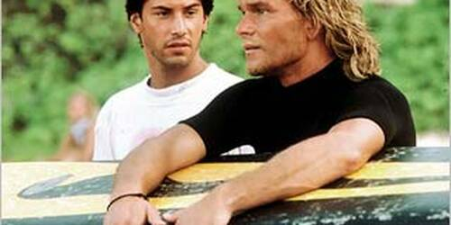 'Point Break', annunciato il remake