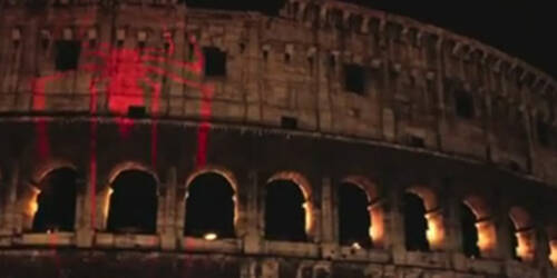 Amazing Spider-Man Colosseo
