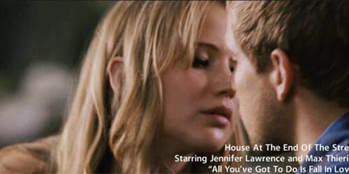 Jennifer Lawrence canta in House at the End of the Street