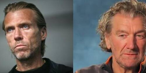 Richard Brake, Clive Russell