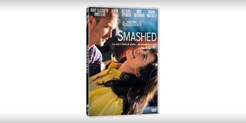Smashed in DVD