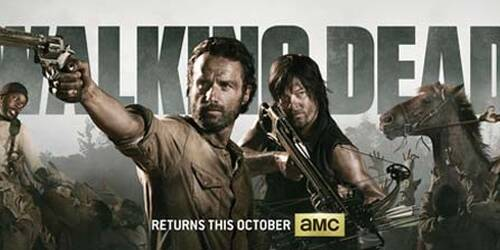 The Walking Dead stagione 4