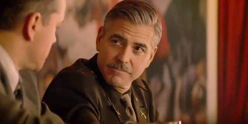 The Monuments Men di George Clooney
