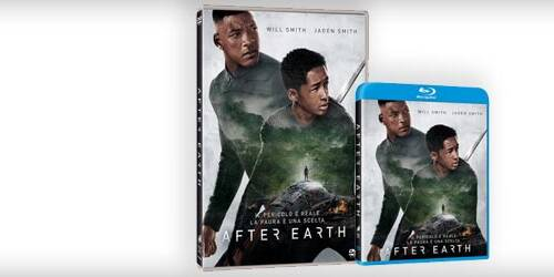 After Earth in DVD, Blu-ray