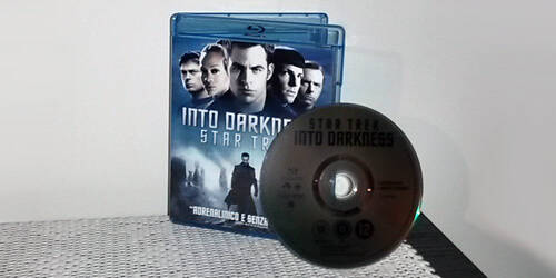 Il Blu-ray di Into Darkness - Star Trek