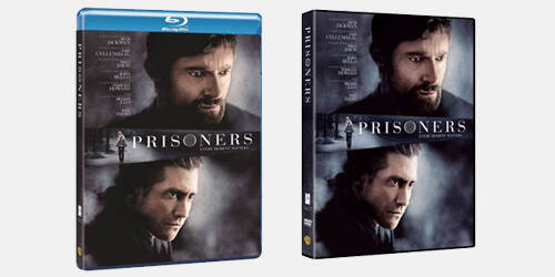 Prisoners in Blu-ray e DVD