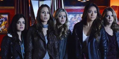 Pretty Little Liars 4x24 - A is for Answers