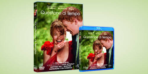 Questione di tempo in DVD e Blu-ray