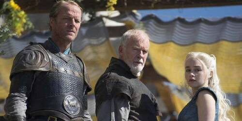 Game of Thrones 4x04 - The Oathkeeper