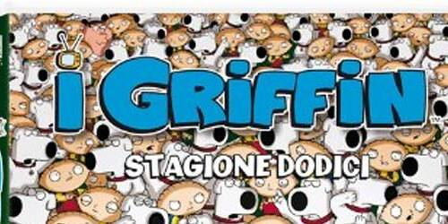 Griffin: Stagione 12 in DVD
