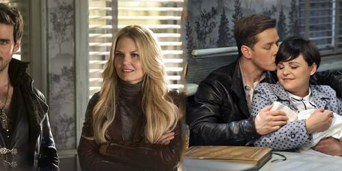 Once Upon a Time 3x21-3x22 - Snow Drifts/There's No Place Like Home