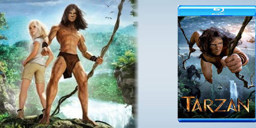 Tarzan in DVD, Blu-ray e 3D