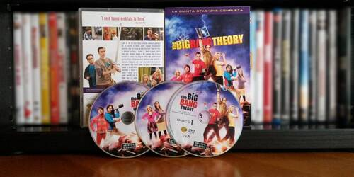 Big Bang Theory, Quinta Stagione in DVD