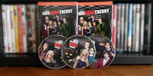 Big Bang Theory, Sesta Stagione in DVD