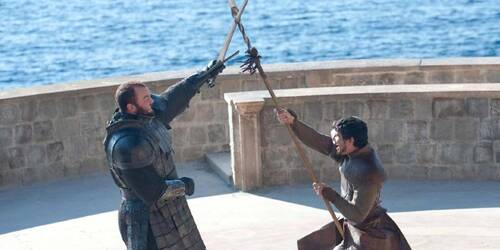 Game of Thrones 4x08 - The Mountain and the Viper