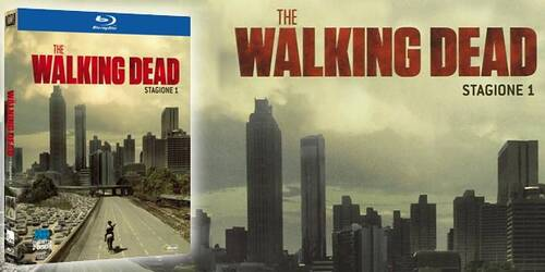 The Walking Dead: la prima stagione torna in DVD e Blu-ray
