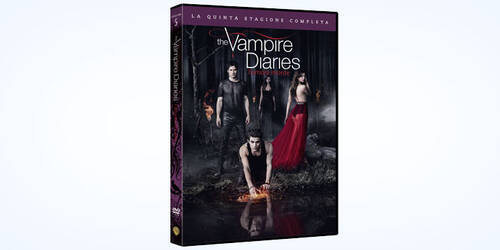 The Vampire Diaries: Stagione 05 in DVD