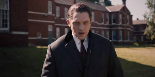 Legend con Tom Hardy