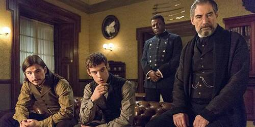 Penny Dreadful 2x04 - Evil Spirits in Heavenly Place