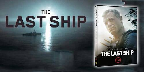 The Last Ship, La Prima Stagione Completa in DVD