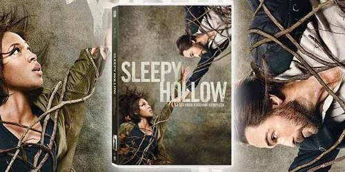 Sleepy Hollow - Stagione 02 in DVD
