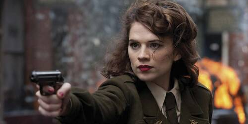 Agent Carter: Hayley Atwell