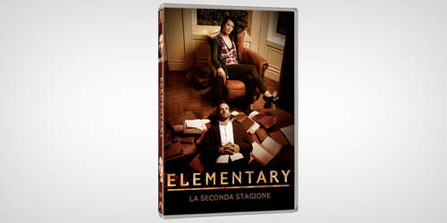 Elementary - Stagione 02 in DVD