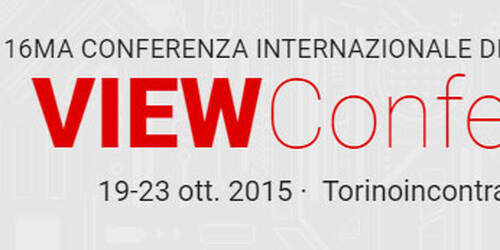 VIEW Conference 2015