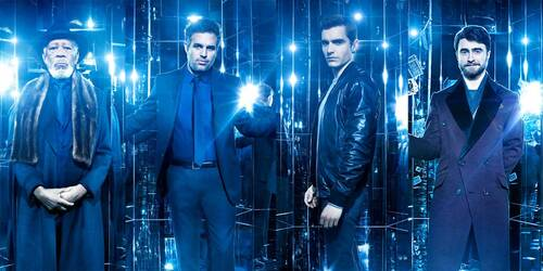 Now You See Me 2, i poster dei personaggi