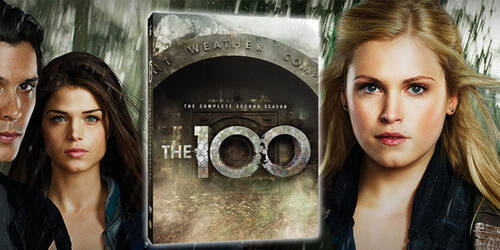 The 100 2 DVD