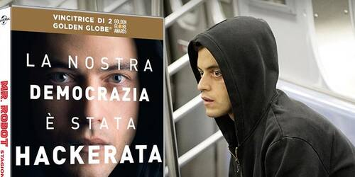 Mr. Robot, stagione 1 in DVD