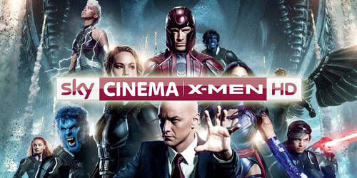 Sky Cinema X-Men