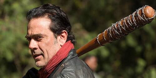 The Walking Dead 7 Finale: Negan vs Tutti