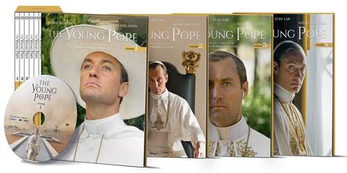 The Young Pope, Cofanetto DVD