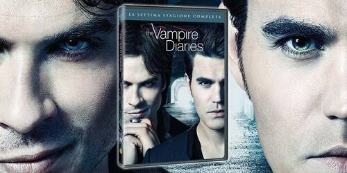 Vampire Diaries, stagione 7 in DVD