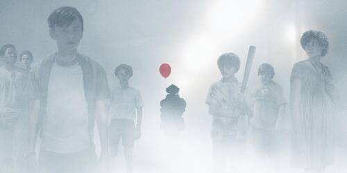 IT, l'Exclusive Art Comic-Con del film