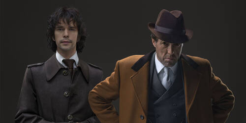 A Very English Scandal con Hugh Grant e Ben Whishaw su FoxCrime