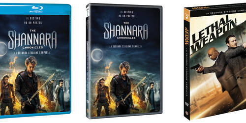 Lethal Weapon 2 e Shannara 2