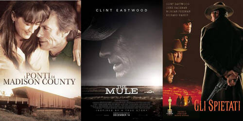 Il corriere - The Mule I ponti di Madison County Changeling Gli spietati Mystic river